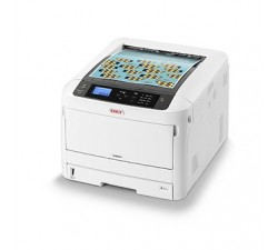 Impressora OKI Laser Cor A3 C824n