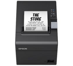 Impressora EPSON TM-T20III Serie+USB Preta - C31CH51011