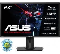 Monitor ASUS 24P 1920x1080 FHD 1ms/2XHDMI/D-Sub/Mini-Jack Gaming Black - VG245Q