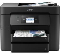 Impressora EPSON Multifunções Workforce WF-4730DTWF - C11CG01402