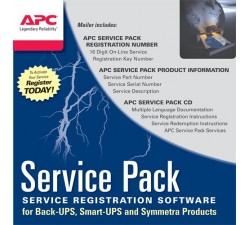 APC Service Pack 3 Year Warranty Extension-WBEXTWAR3YR-SP-07