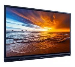 Display interativo Promethean 75P HD 10 toques Android stereo c/ pen e software