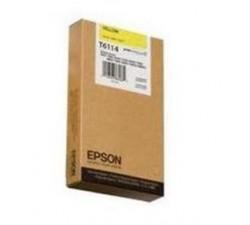 Tinteiro EPSON SP 7400/7450/9400/9450  AMARELO 110ml-C13T611400