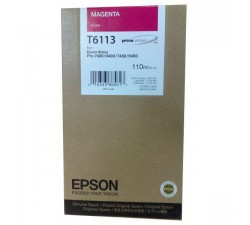 Tinteiro EPSON SP 7400/7450/9400/9450  MAGENTA 110ml - C13T611300