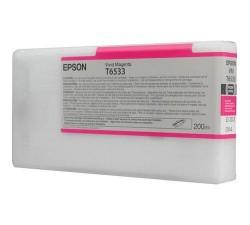 Tinteiro EPSON SP 4900 Vivid Magenta 200ml C13T653300