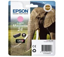Tinteiro EPSON Magenta Claro Serie 24 XP-750/850/950/55 - C13T24264012