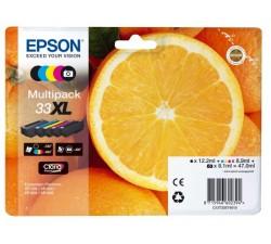 Tinteiro EPSON Multipack 33XL XP-530/630/635/830