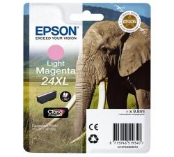 Tinteiro EPSON Magenta Claro Serie 24XL XP-750/850/950/55 - C13T24364012