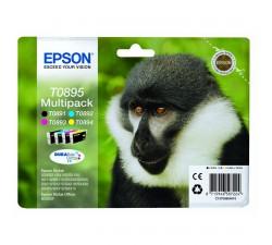 Pack Tinteiro EPSON Quad S20/SX115/218/BX300 - C13T08954020
