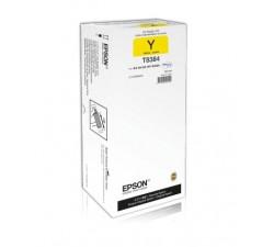 Supply unit Epson XL Amarelo 20000p WF-R5xxx-C13T838440