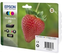 Pack Tinteiros EPSON Serie 29 XP-235/332/335/432/435 - C13T29864012