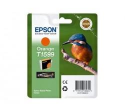 Tinteiro EPSON Photo R2000 Laranja - C13T15994010