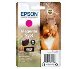 Tinteiro EPSON 378 Magenta Claria Photo HD XP-85xx - C13T37834010