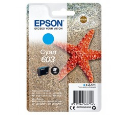 Tinteiro EPSON 603 Cyan