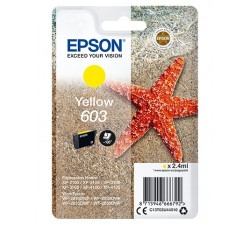 Tinteiro EPSON 603 Amarelo