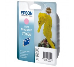 Tinteiro EPSON Mag Claro PhotoR200/R300/RX500- C13T04864010