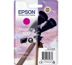 Tinteiro EPSON 502 Magenta - C13T02V34010