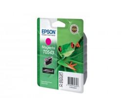 Tinteiro EPSON Photo R800 Magenta - C13T05434010