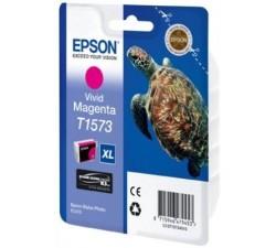 Tinteiro EPSON Photo R3000 Magenta Vivo - C13T15734010
