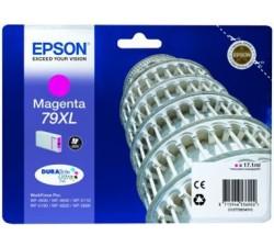 Tinteiro EPSON Magenta XL 2000p WF-46xx/5xxx-C13T79034010